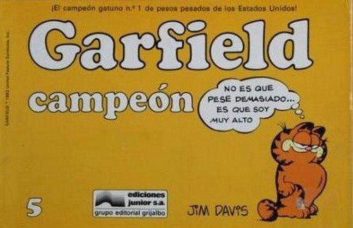 Garfield Campeon