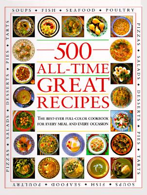 500 All-Time Great Recipes