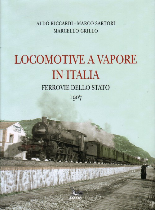 Locomotive a vapore in Italia