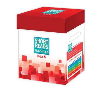 Short Reads Non-Fiction Box 5 Ages 9+ (Level 810+)