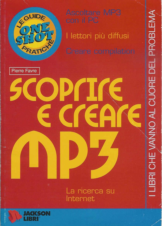 Scoprire e creare MP3
