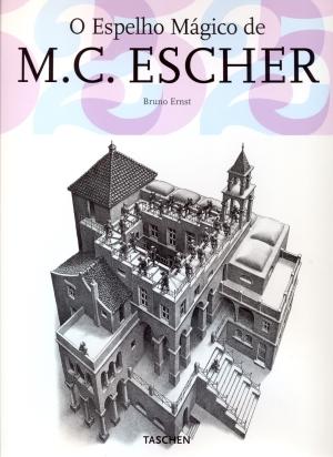O espelho mágico de M. C. Escher