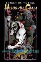 Libro de tribu: hijos de Gaia