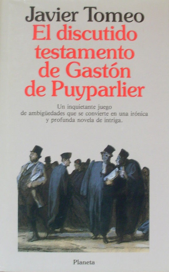 El discutido testamento de Gastón de Puyparlier