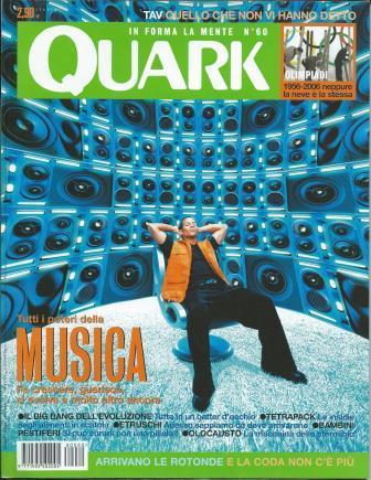 Quark: Il piacere di saperlo n. 60