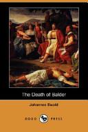 The Death of Balder (Dodo Press)