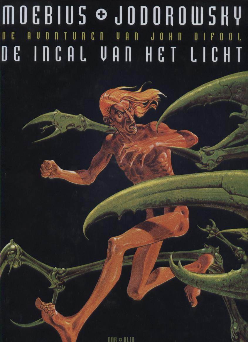 De incal van het licht