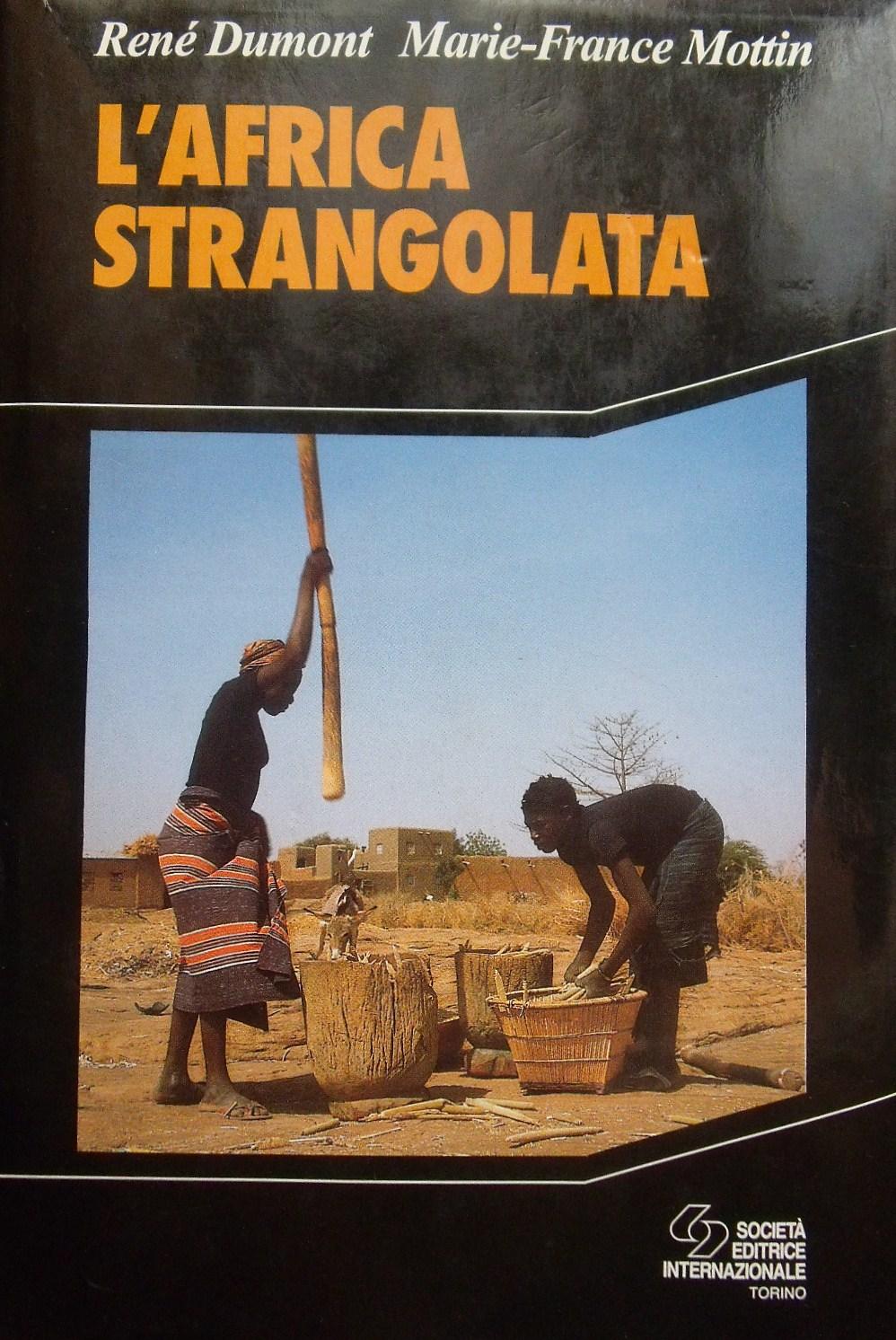 L' Africa strangolata