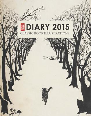 British Library Pocket Diary 2015 Calendar