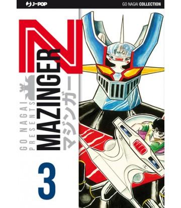 Mazinger Z vol. 3