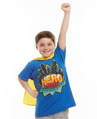 Vacation Bible School Vbs Hero Central Child T-shirt Size Xl