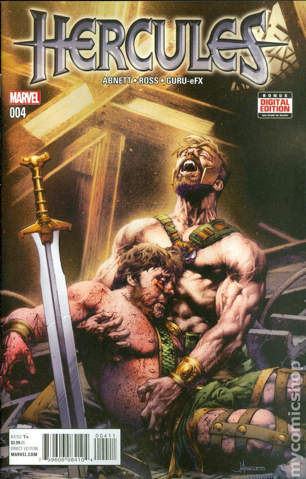 Hercules Vol.4 #4