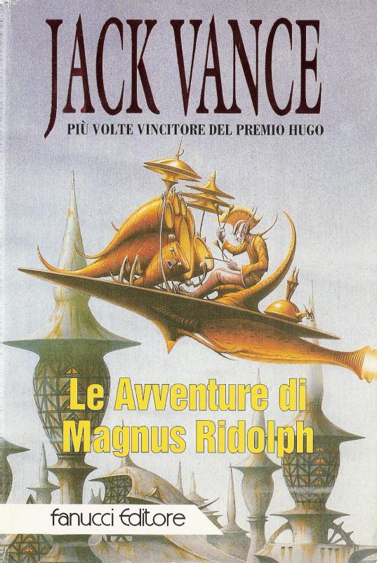 Le avventure di Magnus Ridolph