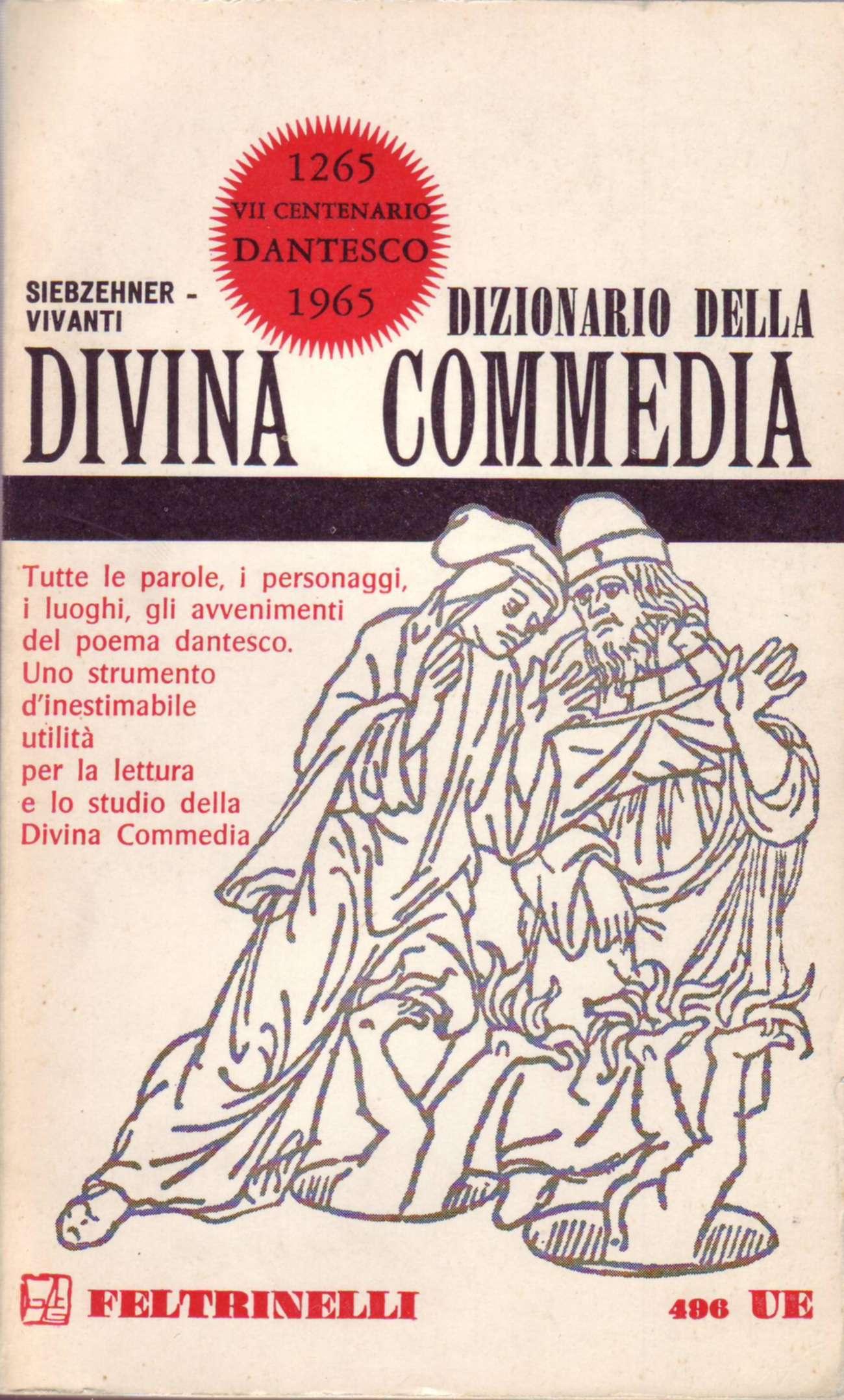 Dizionario della Divina Commedia