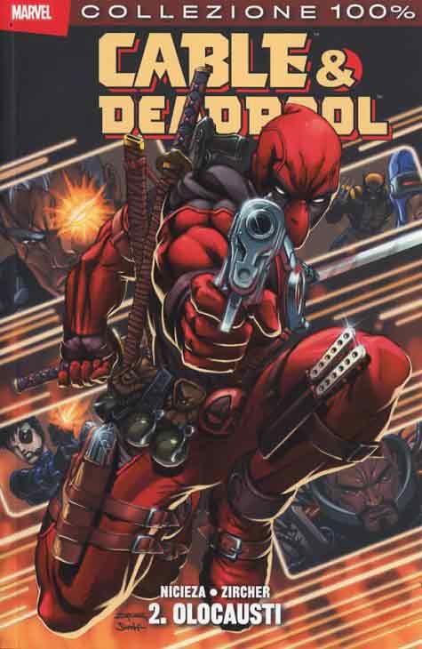 Cable & Deadpool vol. 2