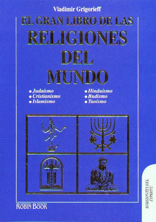 El gran libro de las religiones del mundo