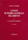 Lezioni di teoria generale del diritto. Vol. 2: Il discorso giuridico.