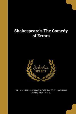 SHAKESPEARES THE COMEDY OF ERR