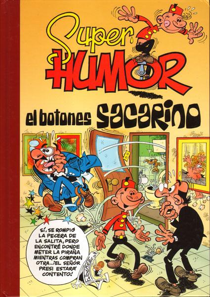 Super Humor 45. El b...