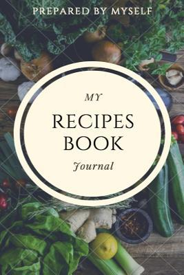 My recipes book journal