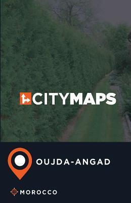 City Maps Oujda-angad Morocco