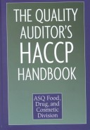 The Certified Quality Auditor's Haccp Handbook