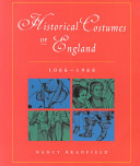 Historical Costumes of England