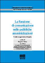 La funzione di comunicazione nelle pubbliche amministrazioni