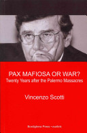 Pax Mafiosa or War?