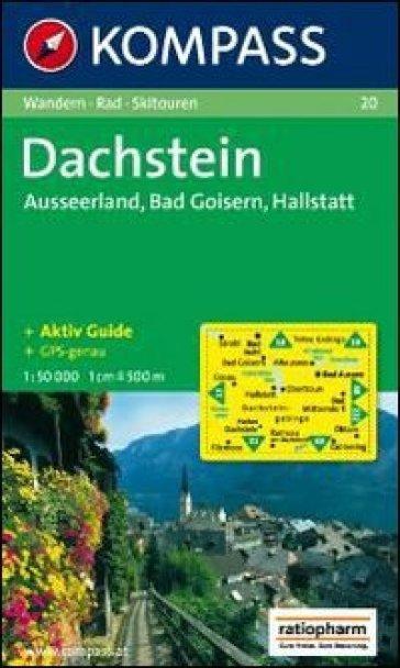 Carta escursionistica n. 20. Austria superiore. Dachstein, Ausseerland, Bad Goisern, Hallstatt 1