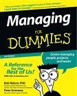 Managing for Dummies, Second Edition