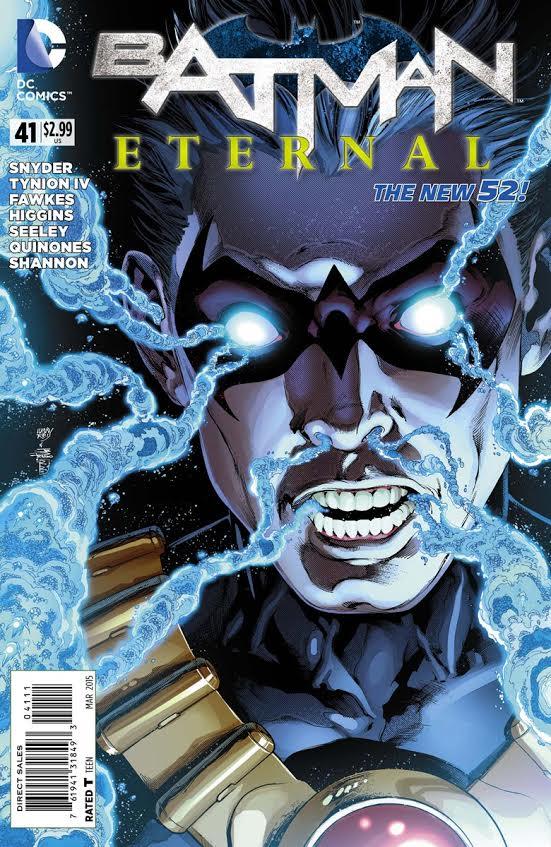 Batman Eternal Vol.1...