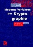 Moderne Verfahren der Kryptographie.