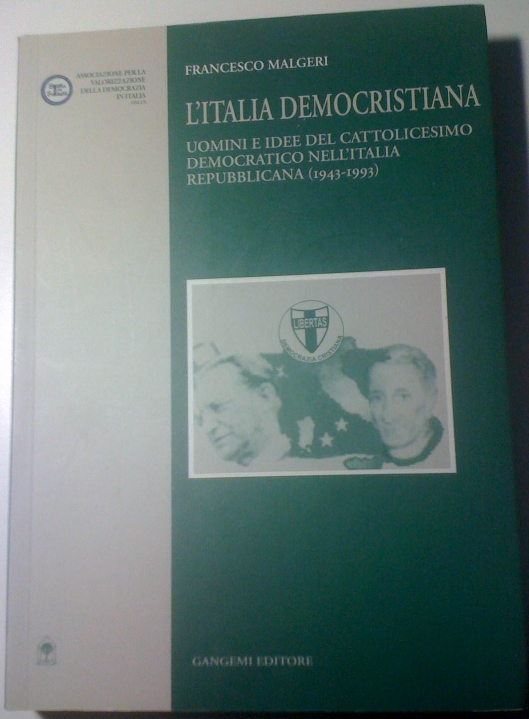 L' Italia democristiana