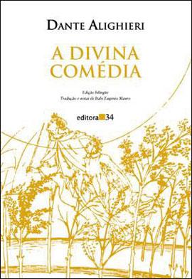 A Divina Comédia - 3 vols (Ed. Bilíngue)