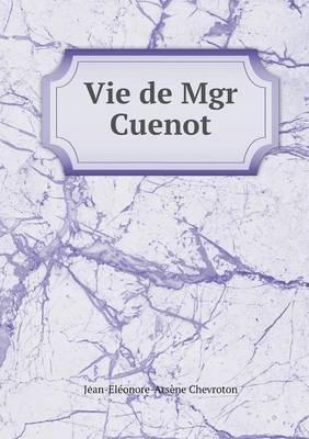 Vie de Mgr Cuenot