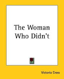 The Woman Who Didn't