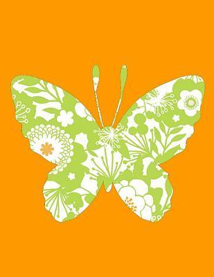Butterflies Theme Journal