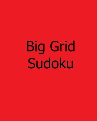 Big Grid Sudoku