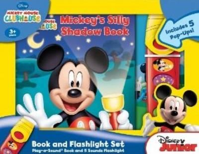 Mickey's Silly Shadow Book Pop-Up Book and Flashlight Set