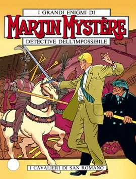 Martin Mystère n. 173