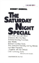 The Saturday night special