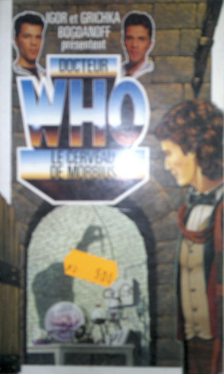 Docteur Who: le cerv...