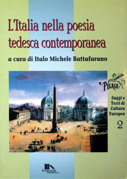 L'Italia nella poesia tedesca contemporanea