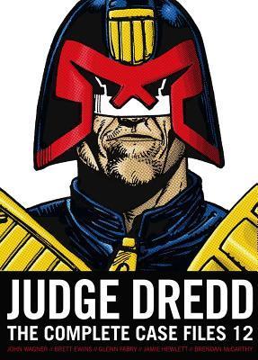 Judge Dredd 12