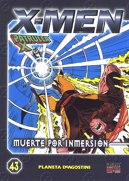 Coleccionable X-Men/Patrulla-X #43 (de 45)
