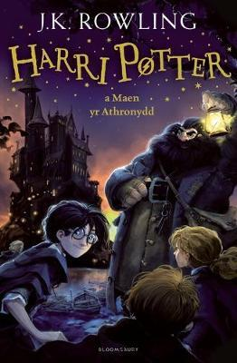 Harry Potter and the Philosopher's Stone (Welsh)