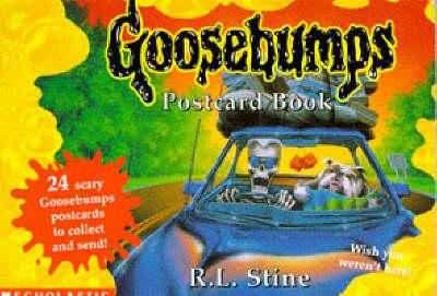 Goosebumps Postcard ...