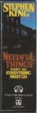 Needful Things, Part 3