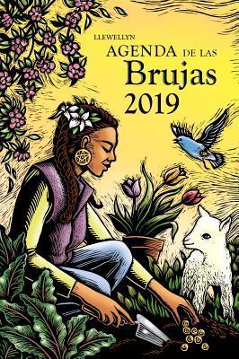 Agenda de las brujas 2019 / Llewellyn's Witches 2019 Datebook